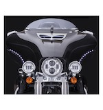 Ciro LED Bat Blades For Harley Touring 2006-2013