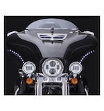 Ciro LED Bat Blades For Harley Touring