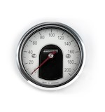 Motogadget Motoscope Tiny Speedometer and m-TRI Signal Adapter Triumph Scrambler 2012