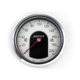 Motogadget Motoscope Tiny Speedometer and m-TRI Signal Adapter Triumph Thruxton 2014