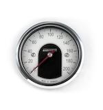 Motogadget Motoscope Tiny Speedometer and m-TRI Signal Adapter Triumph Scrambler 2014