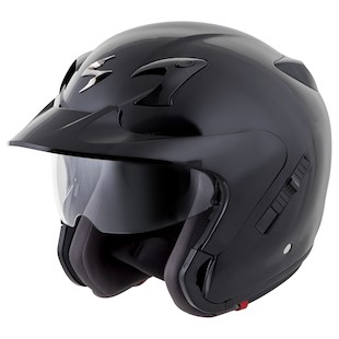 Scorpion EXO-CT220 Helmet - Black / XL [Blemished - Very Good]