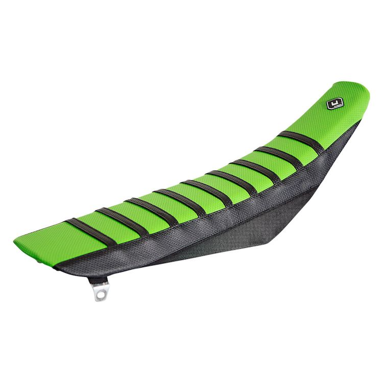 Black/Green/Black Ribs