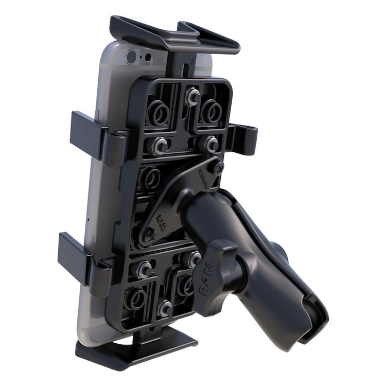 RAM Mounts Finger Grip Holder And Socket Arm