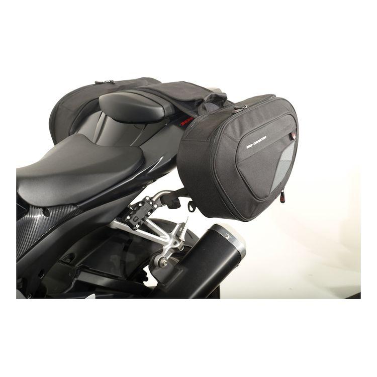 SW MOTECH Blaze Saddlebag System Suzuki GSXR600 / GSXR750 / GSXR1000