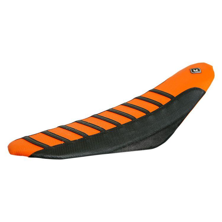 Black/Orange/Black Ribs