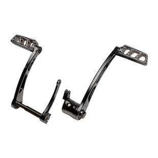 Misfit Industries Ambush Foot Controls For Harley Touring 2011-2013