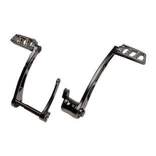 Misfit Industries Ambush Foot Controls For Harley Touring 2008-2010