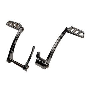 Misfit Industries Ambush Foot Controls For Harley Touring