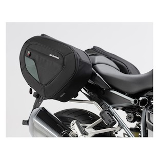 SW-MOTECH Blaze Saddlebag System BMW R1200R / R1200RS