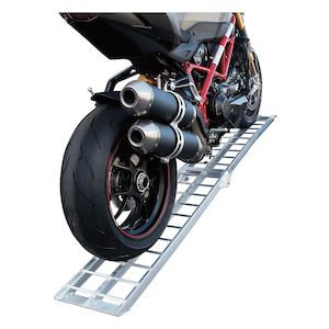 Trackside Aluminum Folding Ramp