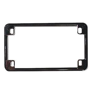 Trackside License Plate Frame