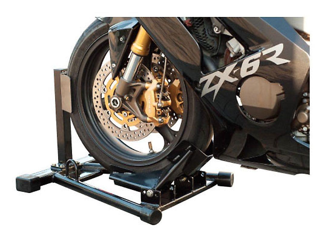 Trackside Roll On Wheel Chock 44 70 00 Off Revzilla