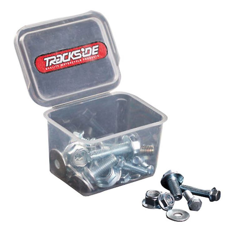 Trackside Japanese Sport Bike And ATV Bolt Set