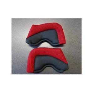 Shoei X-14 Center Pad Sides