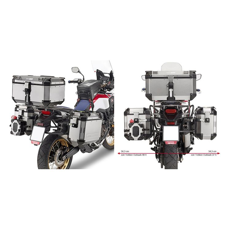 Givi PL1144CAM Side Case Racks Honda Africa Twin 2016-2017