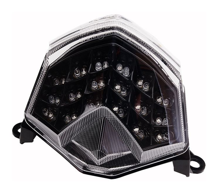 Competition Werkes Integrated Taillight Kawasaki Zx6r