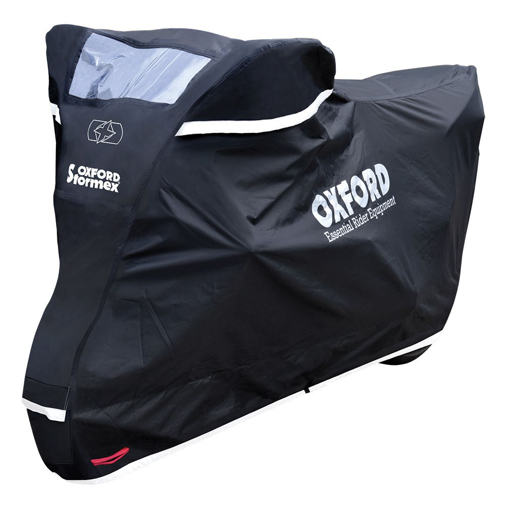 oxford stormex motorcycle cover - revzilla