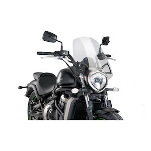 Puig Naked New Generation Windscreen Kawasaki Vulcan S 2015-2020