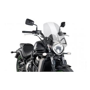 Puig Naked New Generation Windscreen Kawasaki Vulcan S 2015-2017