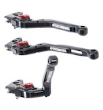 Speedmetal Folding Adjustable Billet Clutch Lever Kawasaki ZX14R / Concours 14