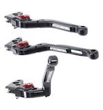 Speedmetal Folding Adjustable Billet Clutch Lever