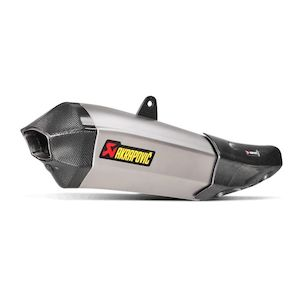 Akrapovic Slip-On Exhaust Yamaha R1 / R1M 2015-2018