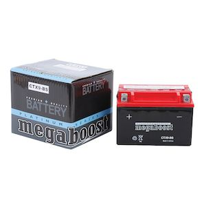 Megaboost Battery CT12B-BS