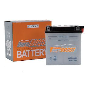 Duraboost AGM Battery CT4L-BS