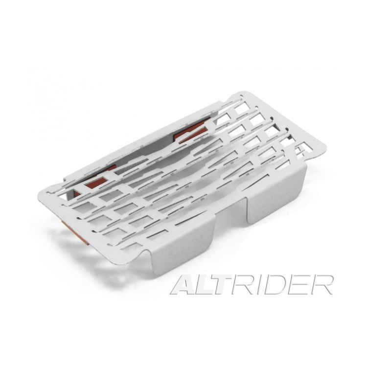 AltRider Oil Cooler Guard BMW S1000XR 2015-2016 Silver [Previously Installed]