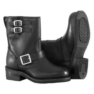 River Road Twin Buckle Engineer Women's Boots W7 [Open Box]