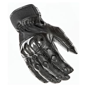 Power Trip Grand National Leather Gloves