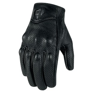 Icon Pursuit Perforated Gloves