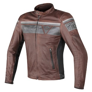 Dainese Blackjack Perforated Leather Jacket