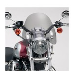 National Cycle SwitchBlade Deflector Windshield For Harley Dyna / Sportster 1988-2016 Light Tint [Previously Installed]