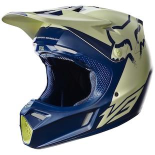 Fox Racing V3 Libra LE Helmet