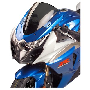 Hotbodies SS Windscreen Suzuki GSXR 1000 2009-2016 Dark Smoke [Previously Installed]