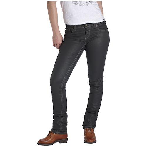 Rokker Diva Black Women's Jeans - RevZilla