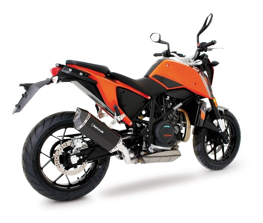 Hawk Exhaust Ktm Duke