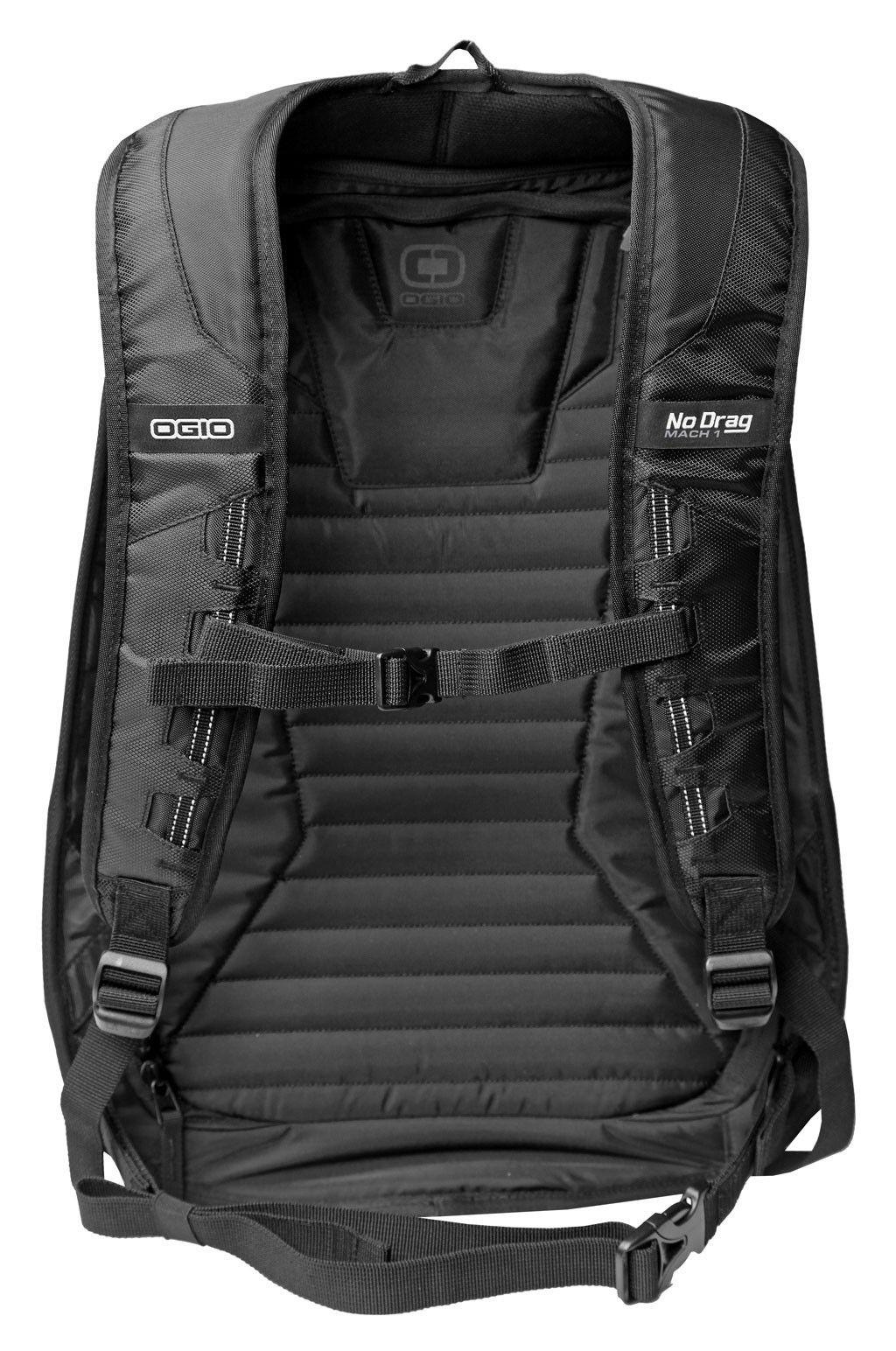 Ogio Mach 5 >> Ogio No Drag Mach 3 Backpack Revzilla