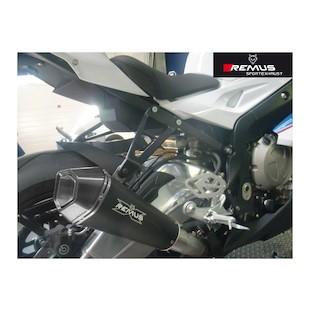 Remus Footpeg Eliminator Bracket BMW S1000RR 2015-2016