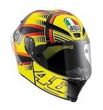 AGV Corsa Sole Luna Qatar Helmet