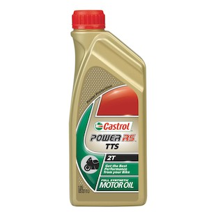 castrol power rs tts synthetic 2t engine oil revzilla