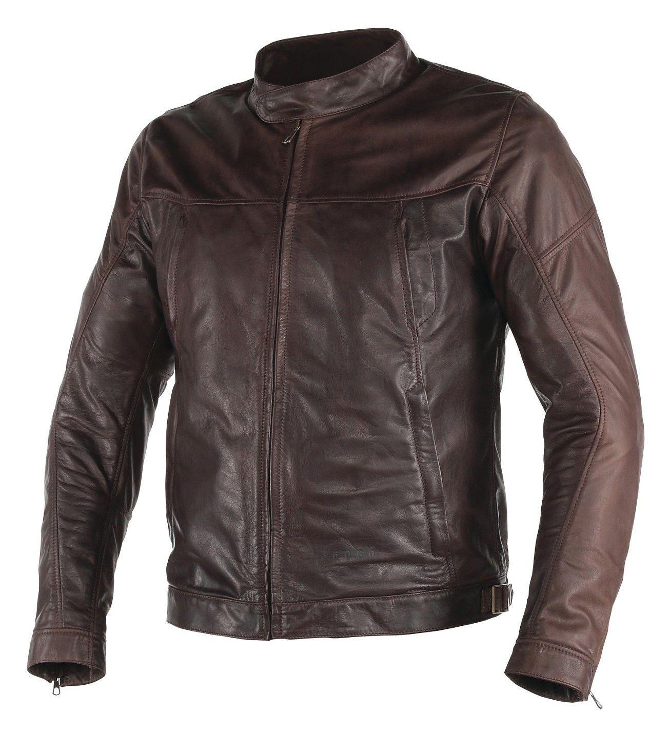 Dainese Heston Leather Jacket - RevZilla