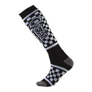 O'Neal Pro MX Victory Socks Black/White [Open Box]