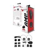 UCLEAR AMP Plus Bluetooth Communicator - Dual Pack