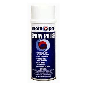 Motopro Spray Polish And Cleaner