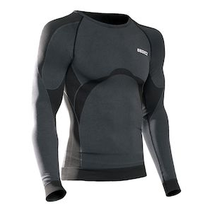 Sedici Close Long Sleeve Compression Shirt