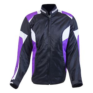 1bb55f1ea31c Fly Racing Street Flux Air Women s Jacket - RevZilla