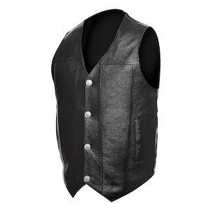 Street & Steel Dakota Leather Vest